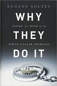 Why They Do It book summary