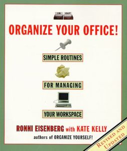 Organize Your Office book summary