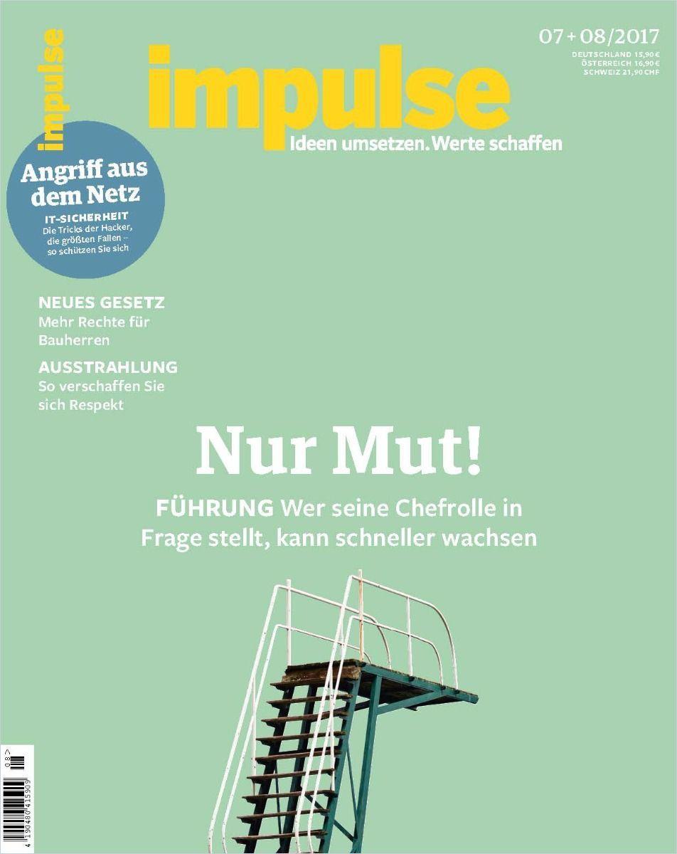 Image of: Nur Mut!