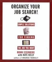 Organize Your Job Search book summary