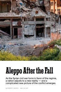 Aleppo After the Fall summary