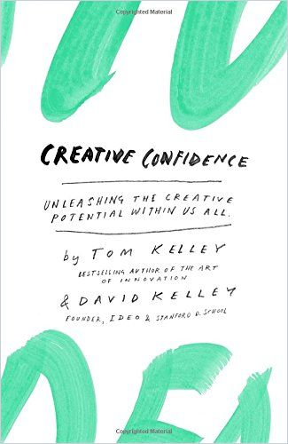 Image of: Creative Confidence