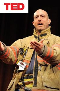 A Life Lesson from a Volunteer Firefighter summary