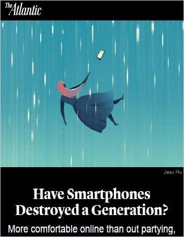 Image of: Have Smartphones Destroyed a Generation?