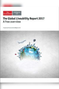 The Global Liveability Report 2017 summary