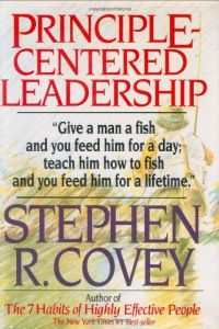 Principle-Centered Leadership book summary