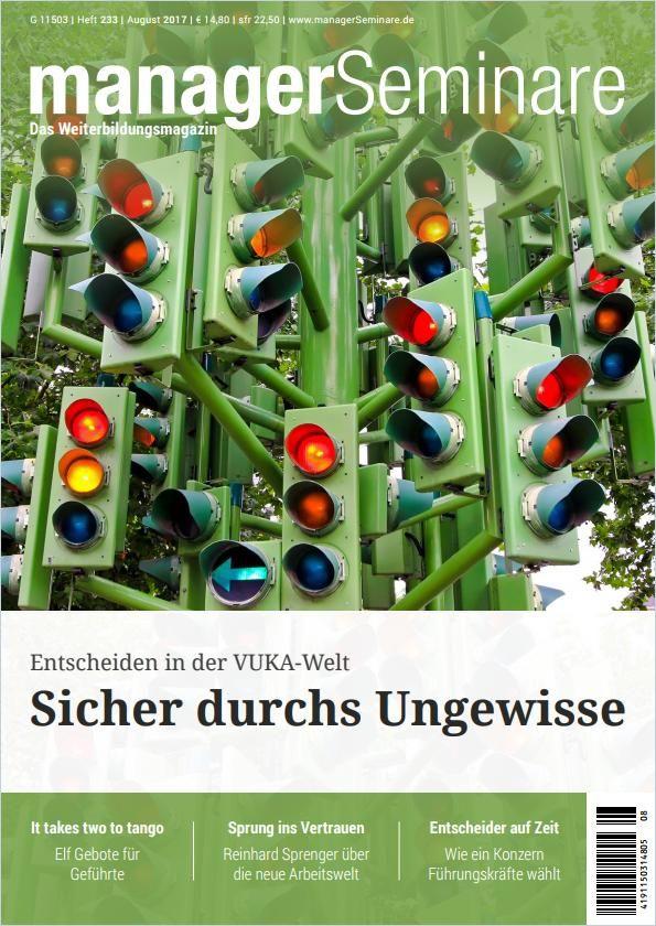 Image of: Sicher durchs Ungewisse
