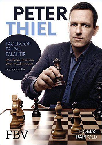 Image of: Peter Thiel