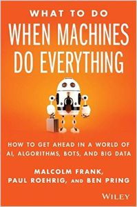 What To Do When Machines Do Everything book summary