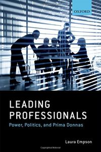 Leading Professionals book summary