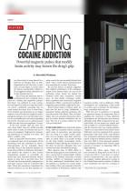 Zapping Cocaine Addiction