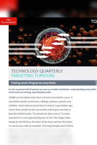 Technology Quarterly: Targeting Tumours summary