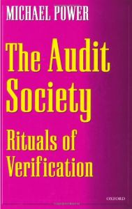 The Audit Society book summary
