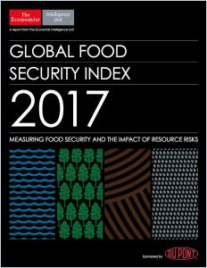 Global Food Security Index  2017