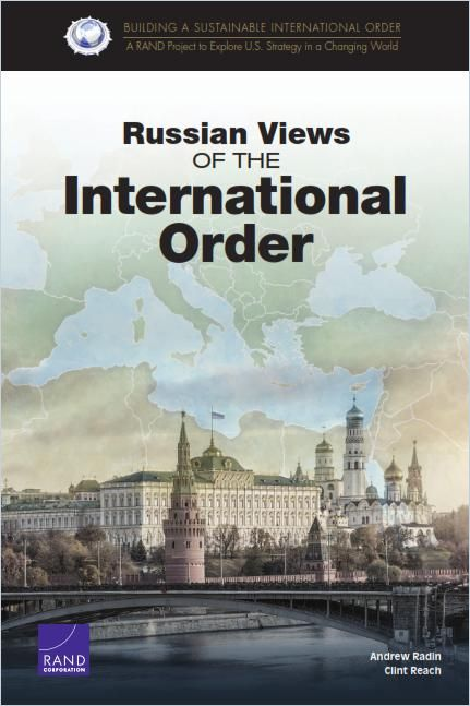 Image of: Russian Views of the International Order
