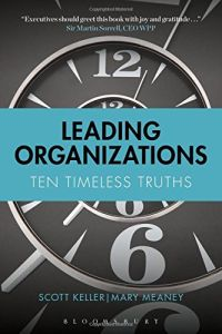 Leading Organizations book summary