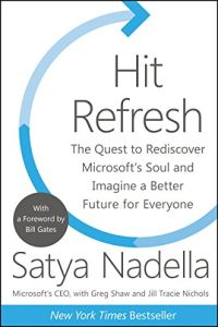Hit Refresh book summary