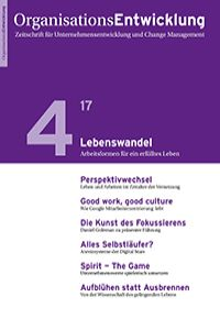 Good work, good culture Zusammenfassung