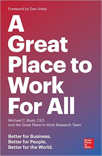 Image of: A Great Place to Work for All