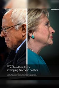 The Liberal-Left Divide Reshaping American Politics  summary