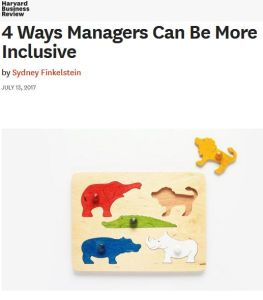 4 Ways Managers Can Be More Inclusive