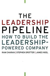 The Leadership Pipeline book summary