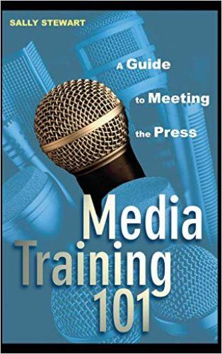 Image of: Media Training 101