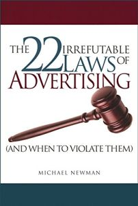 22 Irrefutable Laws of Advertising book summary
