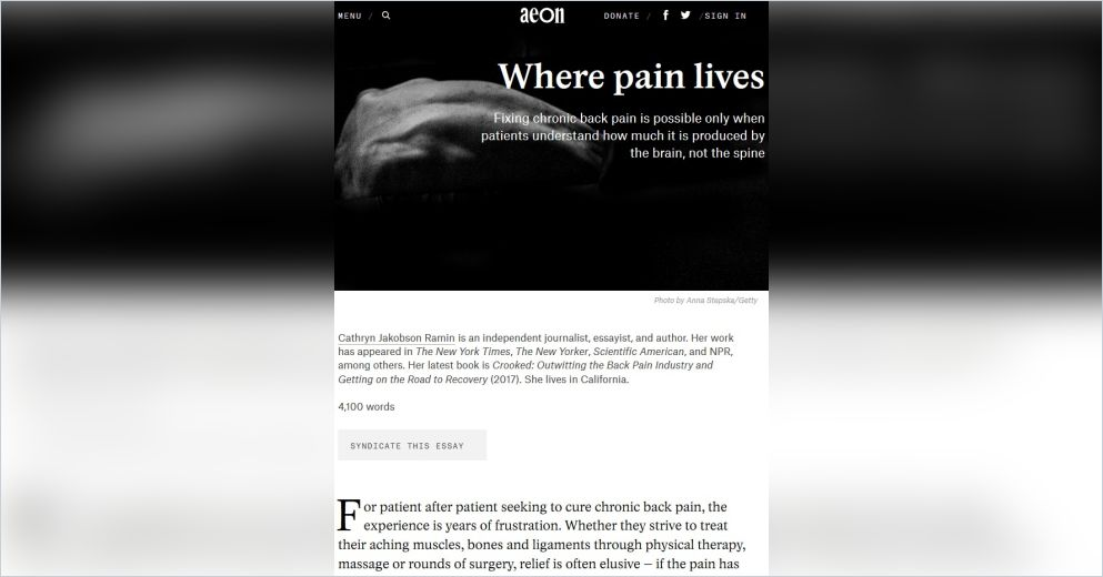 crooked outwitting the back pain industry and getting on the road to recovery