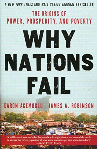 Image of: Why Nations Fail
