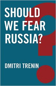 Should We Fear Russia? book summary