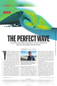 The Perfect Wave summary