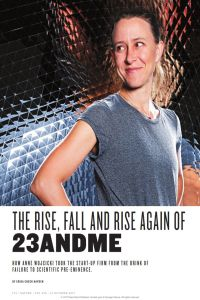 The Rise and Fall and Rise Again of 23andMe summary