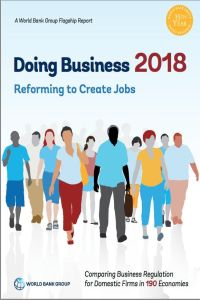 Doing Business 2018 summary