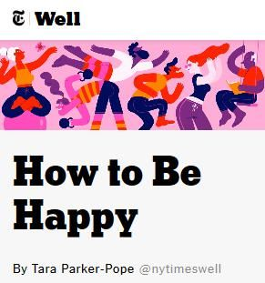 Image of: How to Be Happy