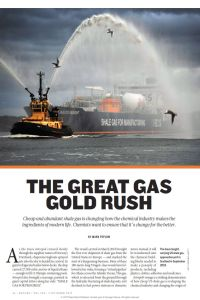 The Great Gas Gold Rush summary