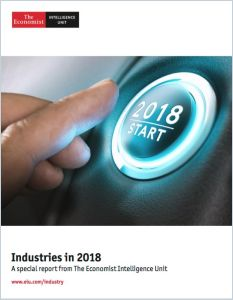 Industries in 2018 summary