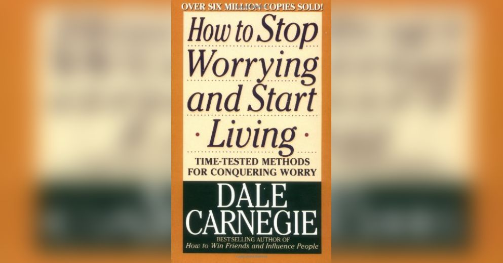 How To Stop Worrying And Start Living Pdf Download