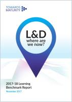 L&D: Where Are We Now?