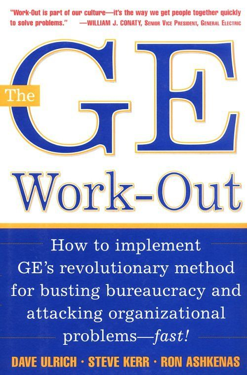 Image of: The GE Work-Out