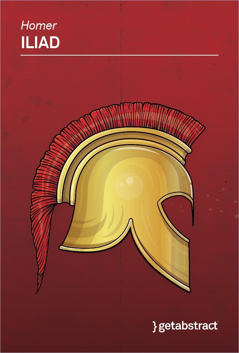 Image of: Iliad