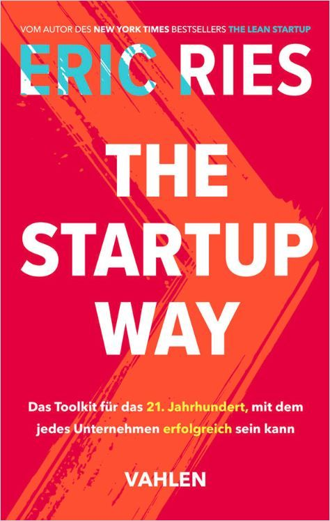 Image of: The Startup Way