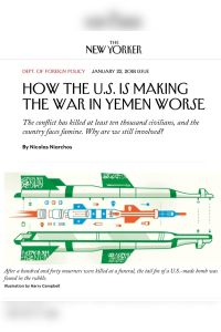 How the U.S. Is Making the War in Yemen Worse summary