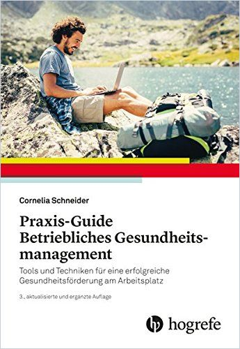 Image of: Praxis-Guide Betriebliches Gesundheitsmanagement