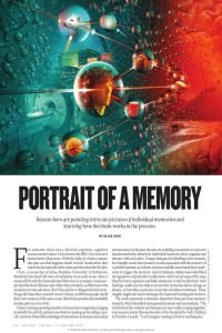 Portrait of a Memory summary