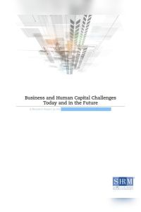 Business and Human Capital Challenges Today and in the Future book summary