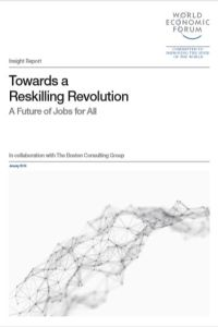 Towards a Reskilling Revolution summary