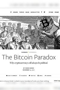 The Bitcoin Paradox summary