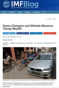 Game-Changers and Whistle-Blowers summary