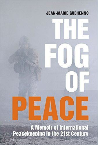 Image of: The Fog of Peace